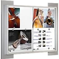 Informatiebord LOOK, 8 x A4