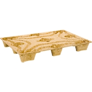 INKA Pallets van houtvezel, EURO-formaat, type  F 8 LF, 50 stuks