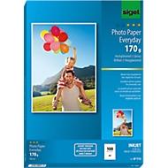 Inkjet-Fotopapier Everyday, A4, 170g/qm, 100 Blatt