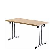 Inklapbare tafel 1380x690 beukendecor