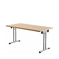 Inklapbare tafel, 1600 x 800 mm, beuken