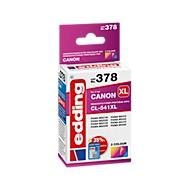 Inktcartridge edding compatibel met Canon CL-541XL, 3-kleurig, 540 pagina's