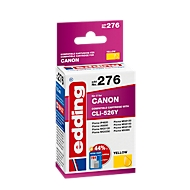 Inktcartridge edding compatibel met Canon CLI-526Y