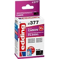 Inktcartridge edding compatibel met Canon PG-540XL