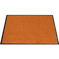 Inloopmat EAZYCARE, 400 x 600 mm, oranje