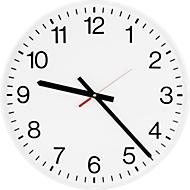 Innenuhr mit Zahlenzifferblatt, Ø 400 mm, Funkuhr, Zahlenzifferblatt
