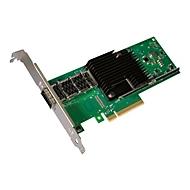 Intel Ethernet Converged Network Adapter XL710-QDA1 - Netzwerkadapter - PCIe 3.0 x8 - 40 Gigabit QSFP+ x 1