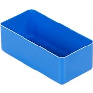 Inzetbak EK 402, PS, blauw, 60 stuks