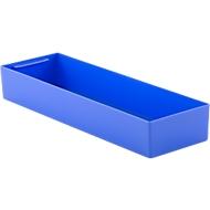 Inzetbak EK 6021, PP, blauw, 20 stuks