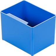 Inzetbak EK 752, blauw, PP, 20 stuks