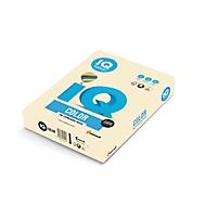 IQ Color Pastellfarbe, DIN A4, 160g, 250 Blatt, chamois