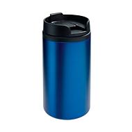 Isolierbecher, Blau, Standard