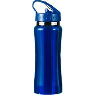 Isolierflasche Glauchau, 0,5 Liter, blau