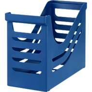 JALEMA hangmappenkoffer Re-Solution, blauw
