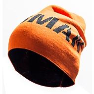 JOBMAN Mutze orange/schwarz One size