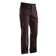 Jobman werkbroek 2313 PRACTICAL, met UV-bescherming, bruin, maat 48