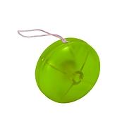 Jojo, transparent gefrostet, Grün, Standard