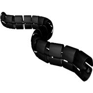 Kabelbeschermslang Premium, L 750 mm, zwart