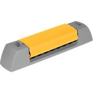 KabelClips von serpa®, gelb, 5er-Pack