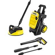 KÄRCHER® hogedrukreiniger K5 Compact Home, 20-145 bar, 500 l/h, watergek. motor, incl. accessoires