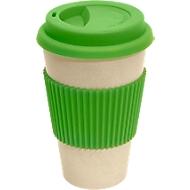 Kaffeebecher Eco Cup, apfelgrün