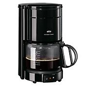 Kaffeemaschine Braun KF47/1, schwarz