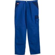 KANSAS® broek met tailleband Color, blauw/marine, m. 56