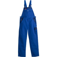 KANSAS® Latzhose Color, blau/marine, Gr. 56