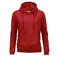 Kapuzensweater, Bordeaux, XL, Auswahl Werbeanbringung optional