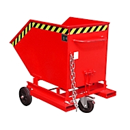Kastenwagen KW-ET 400, rot