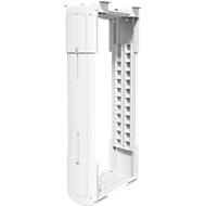 Katame CPU-houder, groot, wit