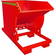 Kiepbak BKM 100, rood