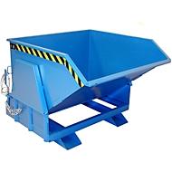 Kiepbak type BK 100, blauw