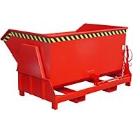 Kiepbak type BK 150, rood