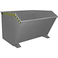 Kiepbak type GU, 2000 liter, grijs