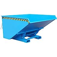 Kiepcont. EXPO2100, Blauw,RAL5012