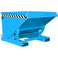 Kiepcont. EXPO600, Blauw,RAL5012