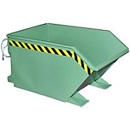 Kiepcont. GU500 groen RAL 6011
