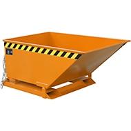 Kiepcontainer KN 400, oranje (RAL 2000)