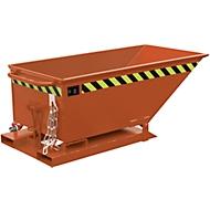 Kiepcontainer SKN 250, oranje