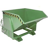 Kiepcontainer type BK 100, groen