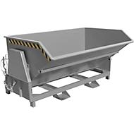 Kiepcontainer type BK 200, grijs
