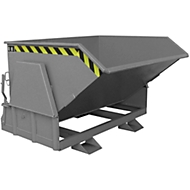 Kiepcontainer type BK 80, grijs