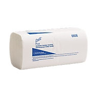 Kimberly-Clark® handdoekjes, 1-laags, zig-zag, 3600 doekjes