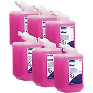 Kimberly-Clark® Professional waslotion, roze, geparfumeerd, 6 flessen