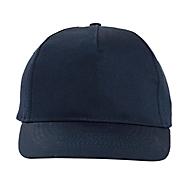 Kinder-Cap, Schwarz, Standard, Auswahl Werbeanbringung optional