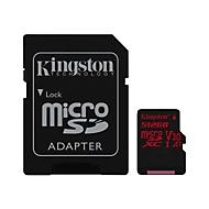 Kingston Canvas React - Flash-Speicherkarte - 512 GB - microSDXC UHS-I
