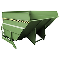 Kippbehälter BKC 400, grün