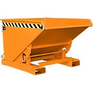 Kippbehälter EXPO 600, orange
