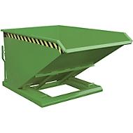 Kippbehälter NK 100, grün